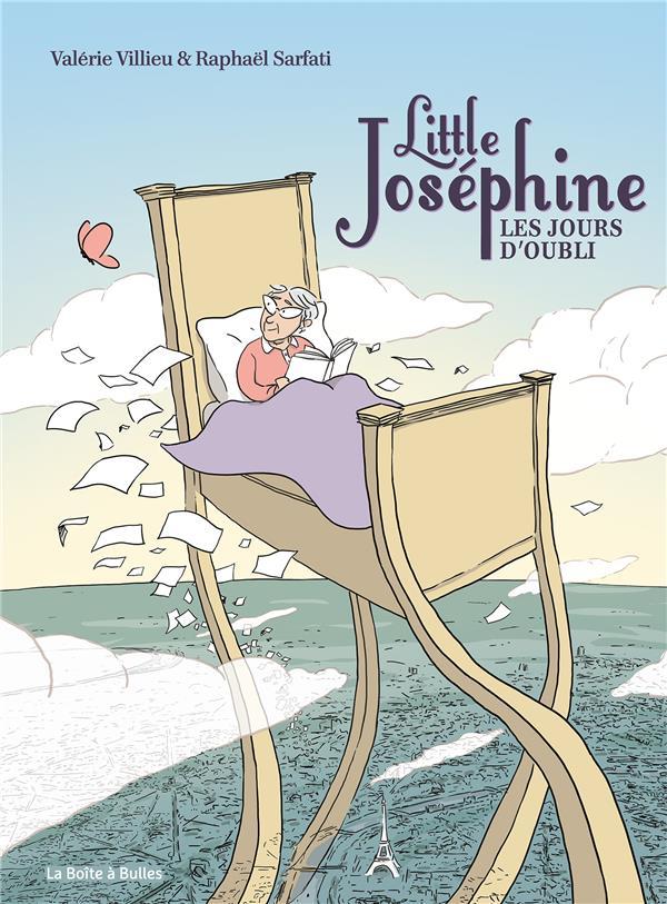 Little josephine ; les jours d'oubli