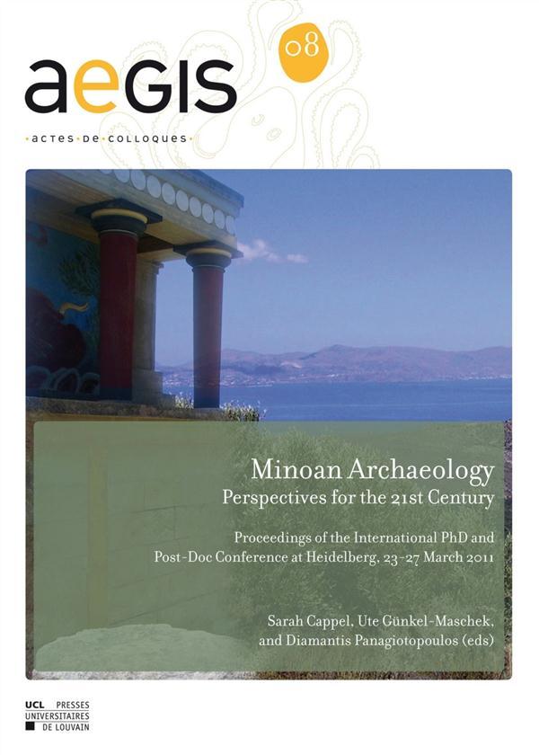 Aegis 8 minoan archaeology