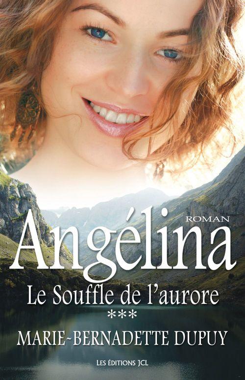 Angelina t.3 ; le souffle de l'aurore