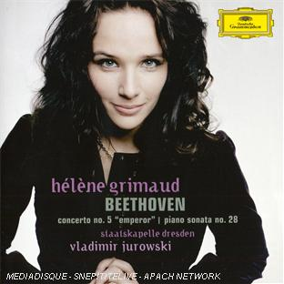 concerto pour piano n°5 op.73