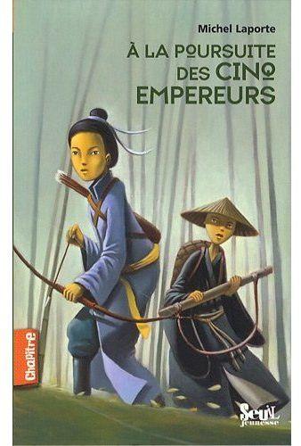 à la poursuite des cinq empereurs