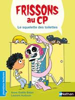 Vente EBooks : Frissons au CP - Le squelette des toilettes - Dès 6 ans  - Anne-Gaëlle Balpe