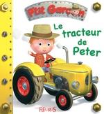 Vente Livre Numérique : Le tracteur de Peter - interactif  - Nathalie Bélineau - Émilie Beaumont