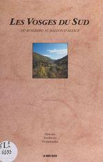 Les Vosges du Sud : du Rossberg au Ballon d'Alsace  - Centre de ressources des Vosges du sud
