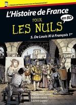 Vente EBooks : Histoire de France en BD Pour les Nuls, Tome 5  - Gabriele PARMA - Jean-Joseph Julaud - Laurent QUEYSSI