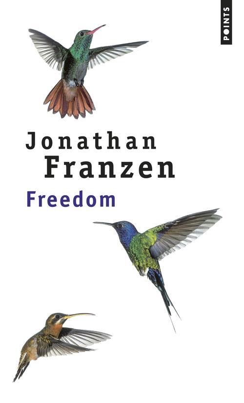 FREEDOM FRANZEN, JONATHAN