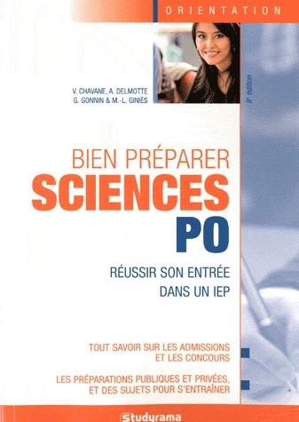 Bien Preparer Sciences Po