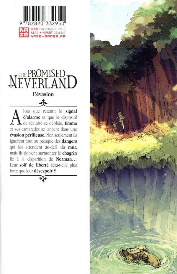 The promised Neverland T.5