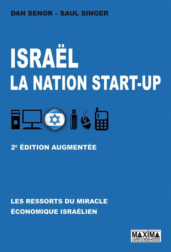 Israël ; la nation start-up