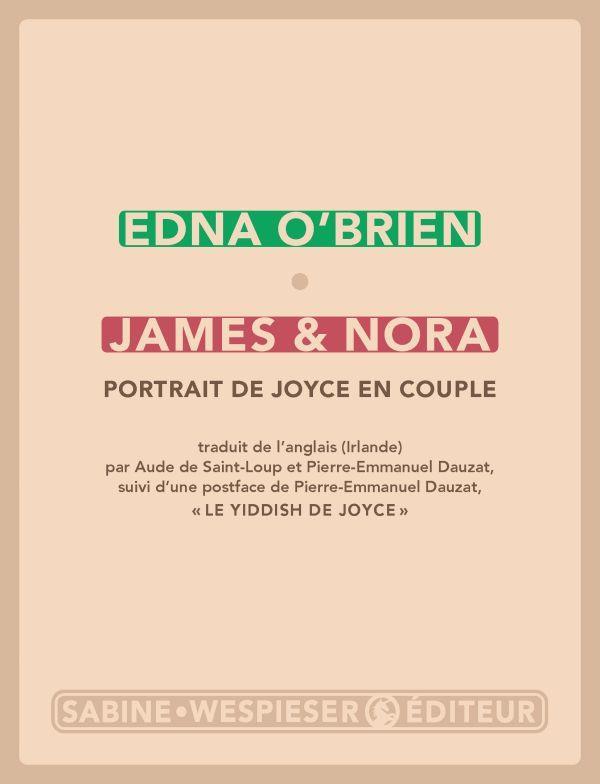 James & Nora : portrait de Joyce en couple