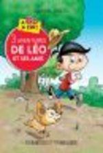 Vente EBooks : 3 aventures de Léo et ses amis  - Gabriel Anctil