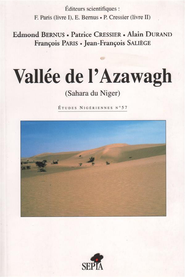 Vallée de l'Azawagh (Sahara du Niger)