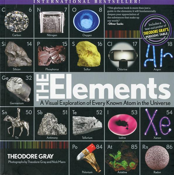 The elements - a visual exploration of every atom in the universe