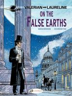 Vente Livre Numérique : Valerian & Laureline - Volume 7 - On the false Earth  - Pierre Christin