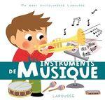 Vente Livre Numérique : Les instruments de musique  - Elisabeth De Lambilly