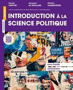 Vente Livre Numérique : Introduction à la science politique  - Jacques de Maillard - Xavier CRETTIEZ - Patrick Hassenteufel - Céline Braconnier