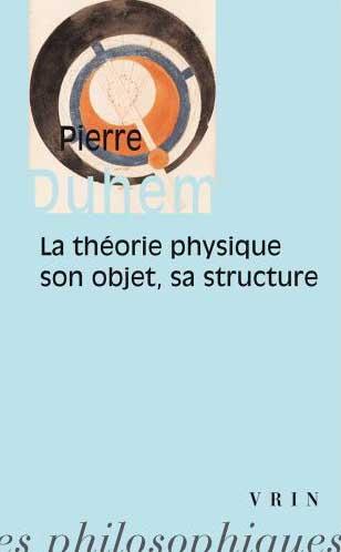 La Theorie Physique ; Son Objet, Sa Structure
