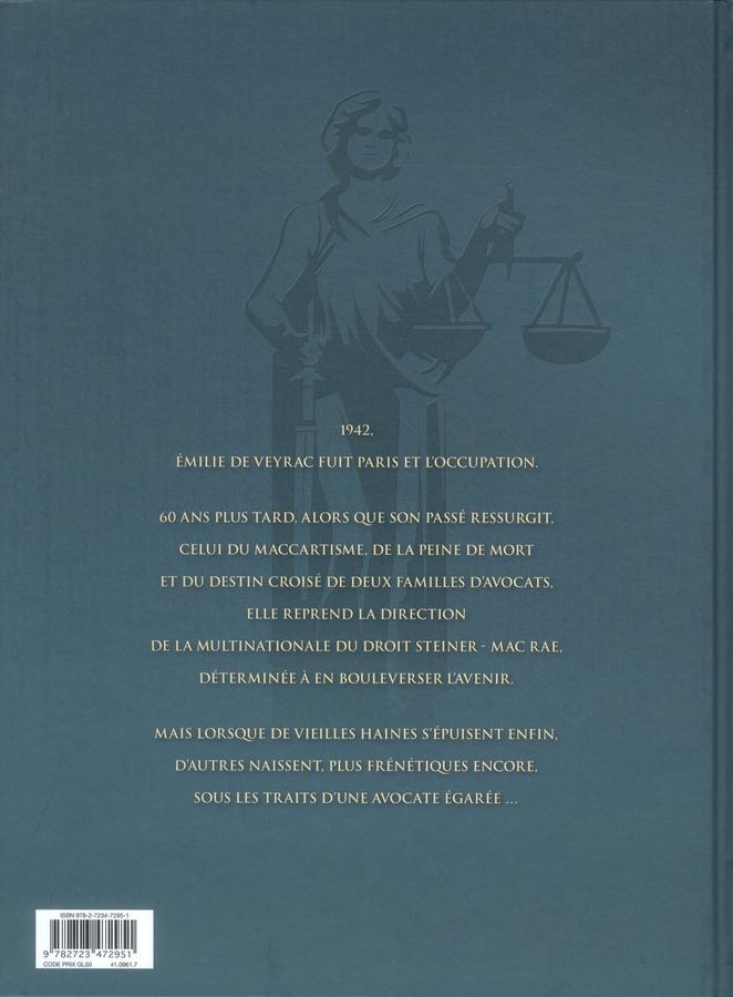L'ordre de Cicéron t.4 ; verdicts