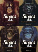 Vente Livre Numérique : Singes - quel genre d'animaux sommes-nous ?  - Aurel