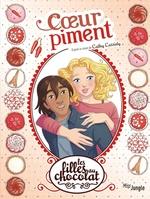 Les filles au chocolat - Tome 10 - Coeur Piment  - Veronique Grisseaux - Veronique Grisseaux - Véronique Grisseaux - Cathy Cassidy