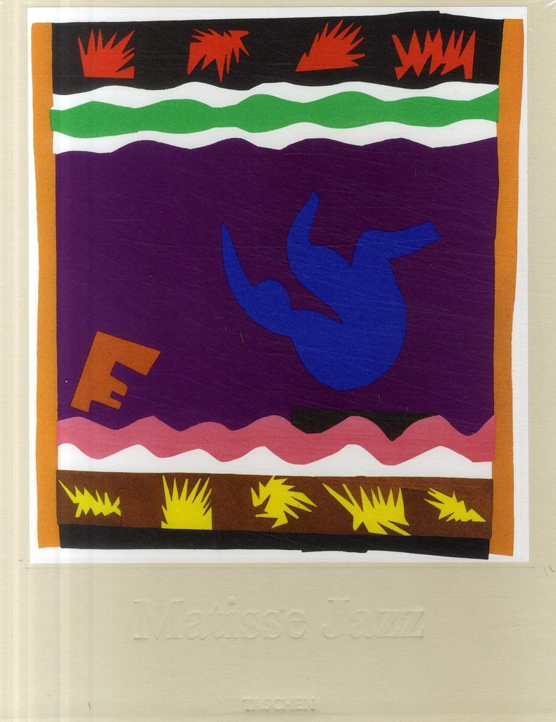 Henri Matisse ; coffret : les papiers découpés ; jazz