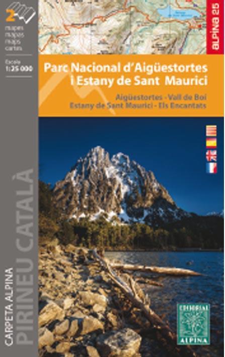 Parc Nacional d'Aiguetortes i estany de Sant Maurici