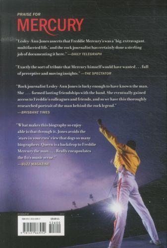 Mercury - an intimate biography of freddie mercury