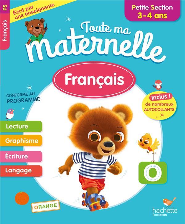 Toute ma maternelle ; français ; PS