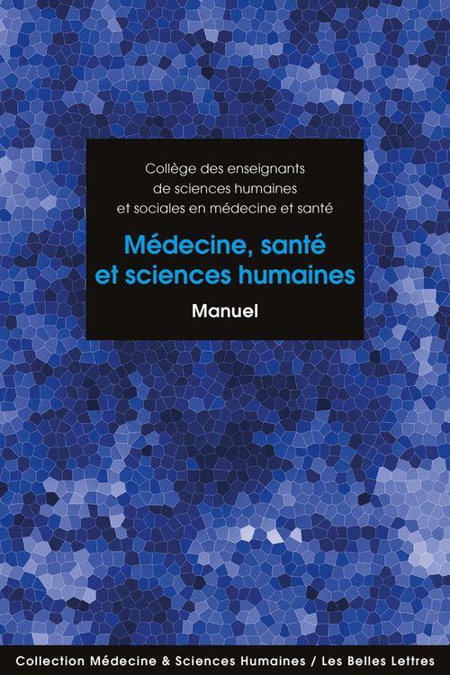 Médecine, santé et sciences humaines ; manuel