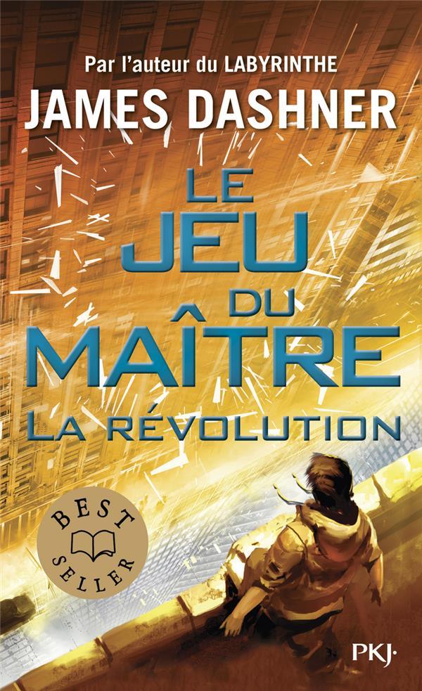 le jeu du maître t.2 ; la révolution