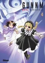 Vente Livre Numérique : Gunnm Mars Chronicle - Tome 04  - Yukito Kishiro
