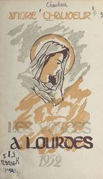 Soixante deuxième pèlerinage des Vosges à Lourdes