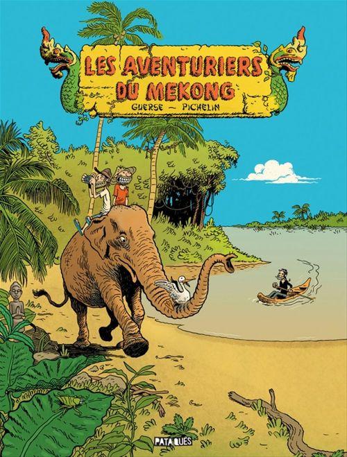 Vente EBooks : Les Aventuriers du Mékong  - Marc Pichelin