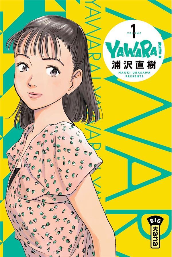 Yawara ! T.1
