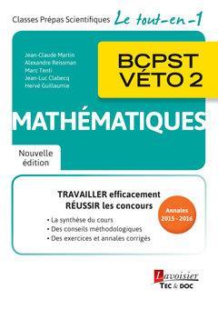 Chimie ; BCPST-véto 2 (2e édition)