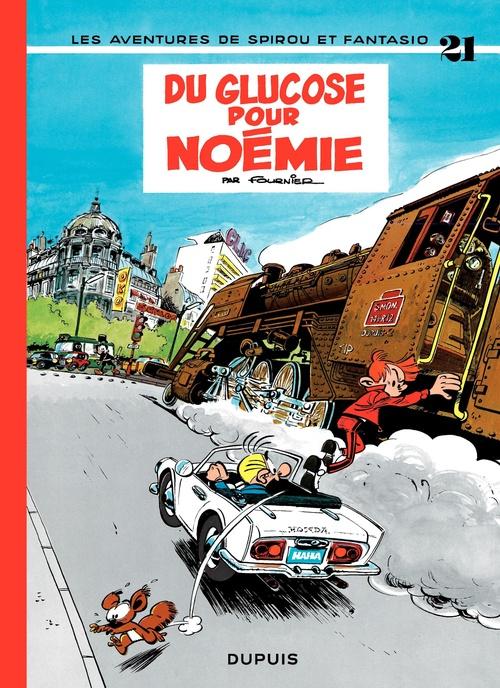 Les aventures de Spirou et Fantasio T.21 ; du glucose pour Noémie