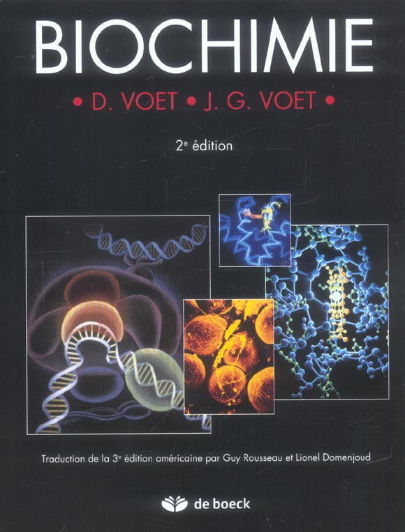 Biochimie (2e Edition) (2e Edition)