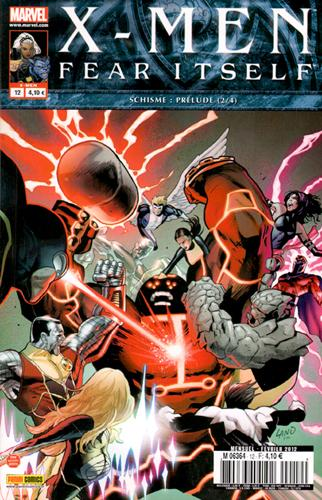 X-Men V2 12 (Fear Itself)