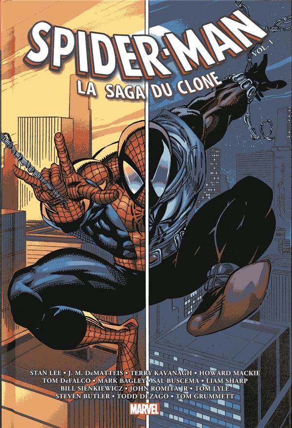 Spider-Man - la saga du clone T.1
