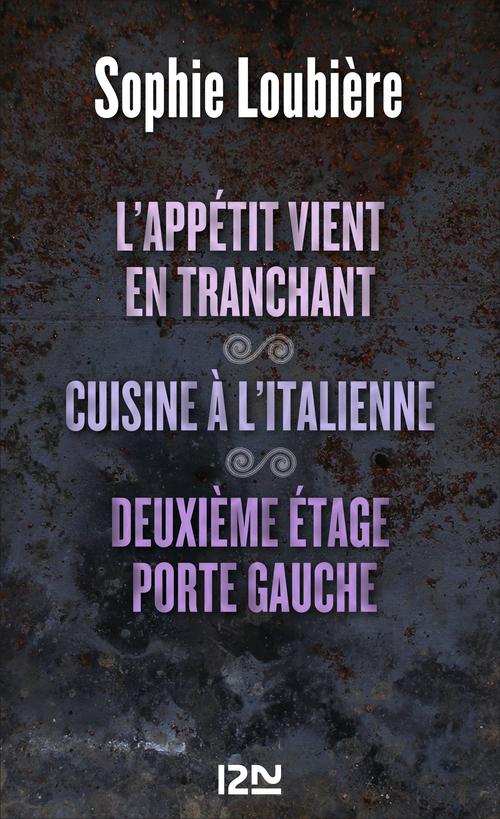 L'appétit vient en tranchant ; cuisine à l'italienne ; deuxième étage porte gauche