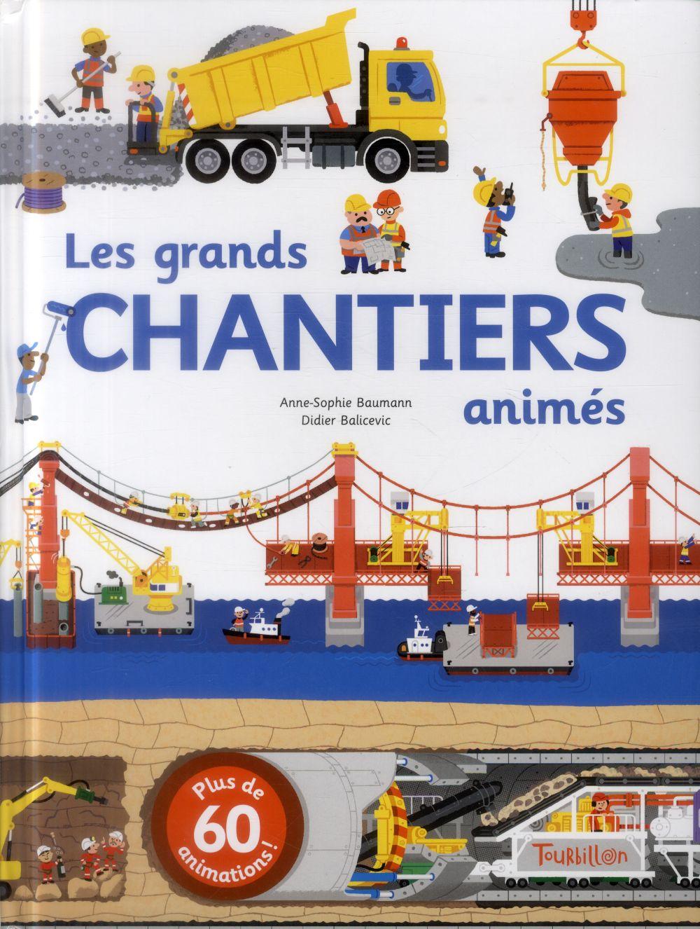 GRANDS CHANTIERS ANIMES (LES)