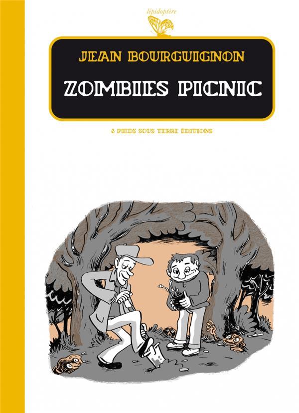 Zombies picnic