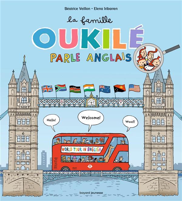 La famille Oukilé ; parle anglais