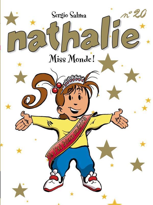 Nathalie T.20 ; Miss Monde !