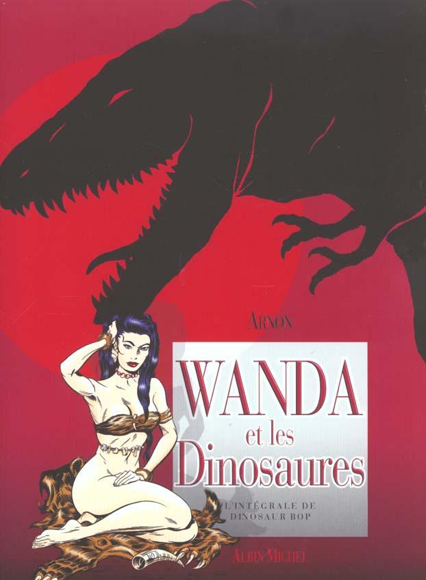 Wanda et les dinosaures