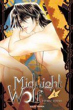 Vente Livre Numérique : Midnight wolf t.4  - Tomu Ohmi