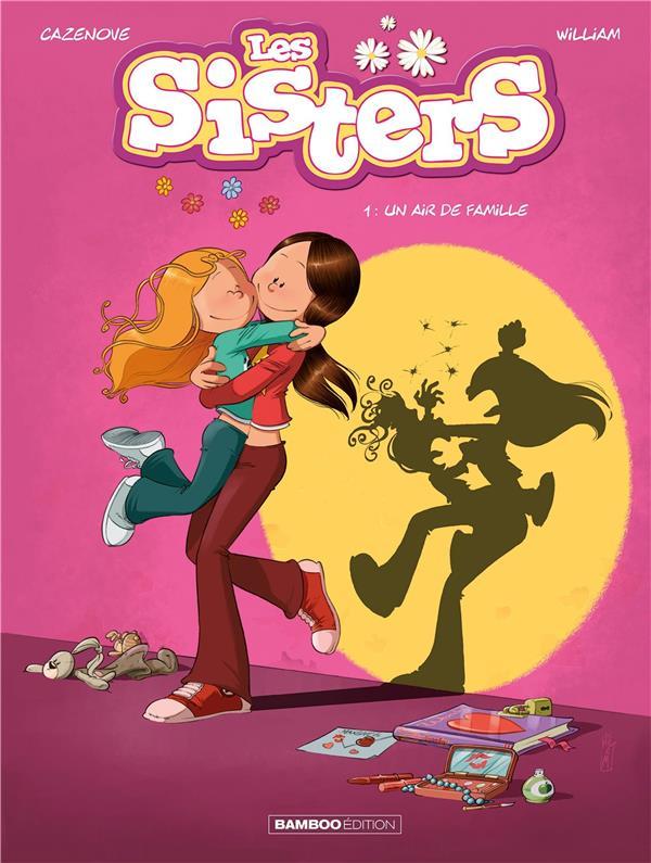Les Sisters T.1 ; un air de famille