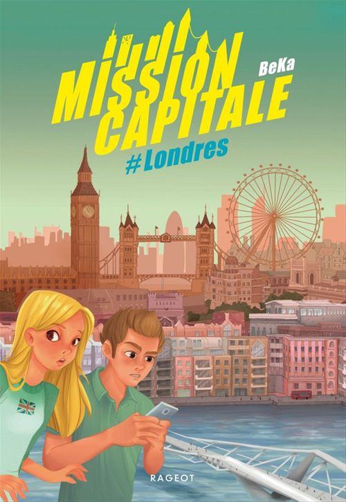 Mission capitale #londres