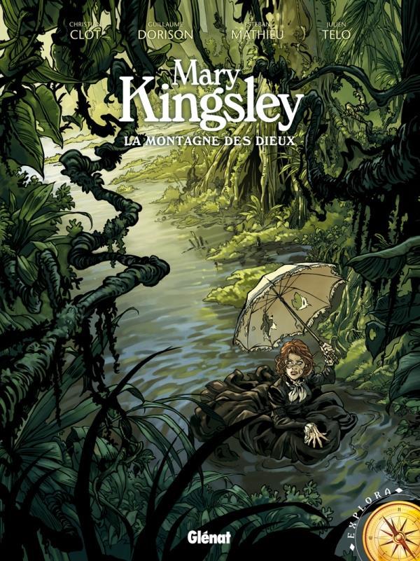 Kingsley ; la montagne des Dieux