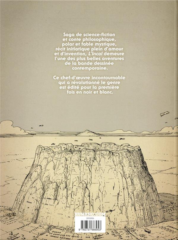 L'Incal ; une aventure de John Difool ; INTEGRALE